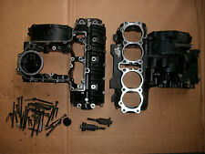 89 90 1989 KAWASAKI ZX750H1 ZX7 750 H1 OEM COMPLETE ENGINE CASES BLOCK