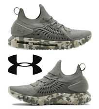 Under Armour Hovr Phantom RN Men's Sneakers Camo Running Shoes Gym Casual Green
