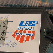 """84"""" 210 cm Padded SKI BAG Snow Ski Travel Bag Luggage SPORT GRAPHICS Green USA"""