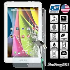 """Tempered Glass Screen Protector For ARCHOS 70C COBALT 7 inch 7"""" Tablet"""