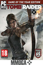 Tomb Raider - Game of the Year Edition - GOTY STEAM PC Digital Spiel - DE