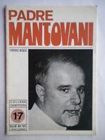 Padre Mantovani Bosco teresio Elledici eroi 17religione biografia nuovo 101