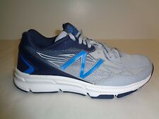 New Balance Size 8.5 M MX677B03 677 Grey Blue Training Sneakers New Mens Shoes