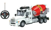 Remote Toy truck Construction Cement Mixer Full Function Remote  new TUFF series