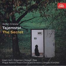 ██ OPER ║ Bedrich Smetana (*1824) ║ DAS GEHEIMNIS ║ THE SECRET ║ 2CD