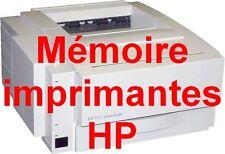 Mémoire 8 Mo C3133A HP LaserJet 4+ 4M+ 4V 4MV 5 5M 5N 5P 5MP 6P 6MP 8MB Memory