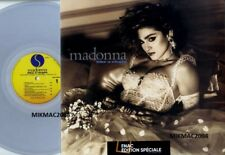 MADONNA - LIKE A VIRGIN CLEAR VINYL LTD EDITION  FRANCE STICKERED 2017 LP SEALED