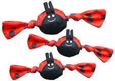 Jolly Tug Insect Lady Bug XL 40 cm - Hunde Schwimmspielzeug