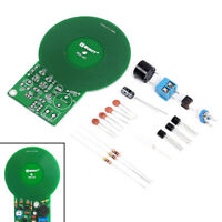 Metal Detector Kit Electronic Kit DC 3V-5V 60mm Non-contact Sensor DIY Kit Set W