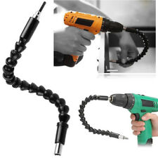 295mm Flexible Extension Screwdriver Drill Bit Holder Link for Electronic DrillW