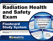 Flashcard Study System for the Radiation Health and Safety Exam
