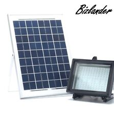 Bizlander Premium Solar Powered Spot Light 10W 108Led for Tree House, Signs Farm
