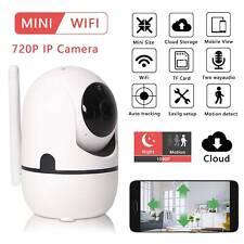 720P HD WIFI IP Kamera Überwachungskamera Webcam Wlan Funk Innen IR Nachtsicht