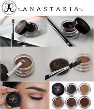 Anastasia Beverly Hills Dipbrow Pomade Angled Duo Brush #12 EyeBrow Makeup UK