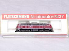 Fleischmann Diesellok Spur N piccolo 7237 in OVP Vitrinenmodell