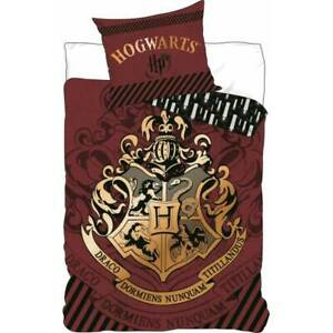 Harry Potter  kids  Single Bed Cover+pillowcase  New