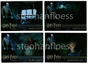 Harry Potter Foil Box Topper Dementor Card Set Prisoner of Azkaban Update Set