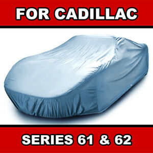 Fits. [CADILLAC SERIES 61 & 62] CAR COVER ☑️ All Weather ?? Warranty ✔CUSTOM✔FIT