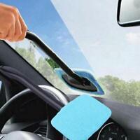 Microfiber Windshield Clean Auto Car Wiper Cleaner Glass Window Brush Tool HOT
