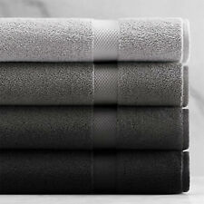 Pure Cotton Towels Bathroom Gift Set Jumbo Sheet Bale Set Jumbo Super Black