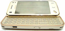 Nokia N97 Mini - 8GB - Gold (Unlocked) Smartphone  18 KARAT GOLD PLATED