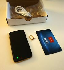 Ultra-mobile Palm PVG100 Android 8.1 Phone (Verizon, unlocked, Gold)