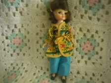 No Doll, 1962 Betsy McCall Sweet Dreams Gold Tunic Blue Pants Outfit
