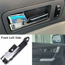 Chrome Interior Door Handle Front Left Driver Side fit for Ford Fusion 06-12