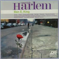 Ben E. King - Spanish Harlem Vinyl 1967 LP Atlantic Special 590001, EXC /VG+