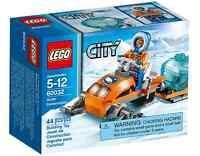 LEGO® City 60032 Arktis-Schneemobil NEU OVP_  Arctic Snowmobile NEW MISB NRFB