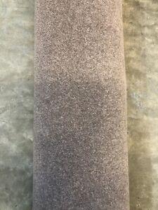 2.95x5m Carpet Remnant 80/20 Wool Twist Royal Charter Deluxe Rose Tea