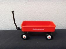 vintage Dairy Queen little red  radio flyer wagon from 1991