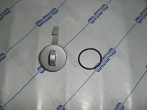 Original Alpina Schloßabdeckkappe inkl. O-Ring NEU  E28 E30 E31 E32 E34 E36 E38