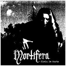 Mortifera - Bleuu de Morte CD 2014 jewel case black metal France
