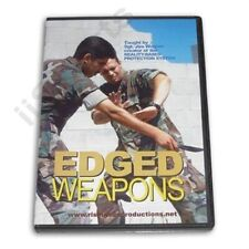 Law Enforcement Police Edged Weapons knife Self Defense Training Dvd Wagner lapd