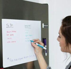 Flexible Magnetic Sheet fridge whiteboard car Sign Vinyl Gripper die storage she