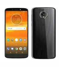 """Motorola Moto E5 Plus Consumer Cellular 32GB 6"""" Android Smartphone - Black - NEW"""