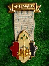 "Iraqi Higher Order of Merit Medal ""Saddam Hussein Era"" 1991. نوط الاستحقاق العال"