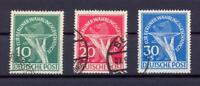 Berlin 68-70 Währungsgeschädigte gestempelt komplett geprüft (vs331)