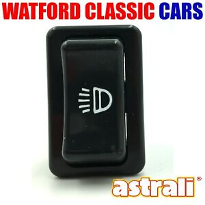 MGB and MG Midget Light Switch from Quality parts and accessories from astrali