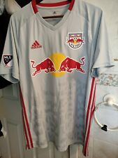 🔥 Nwt Adidas New York Red Bulls Mens 2019 Home Soccer Jersey Large $85
