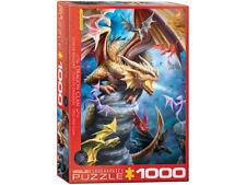 Eurographics Dragon Clan Anne Stokes 1000pc Puzzle EUR65475