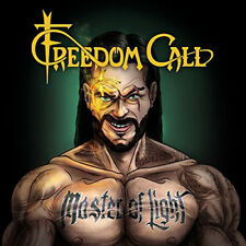 Freedom Call : Master of Light CD (2016) ***NEW***