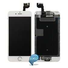 Original Apple iPhone 6S White LCD Digitizer + Home Button, Camera, Earpiece OEM