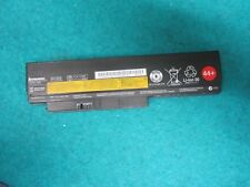 Genuine Lenovo 6 cell 44+ ThinkPad X220 X230 Battery TESTED GUARANTEED 2 hours +
