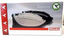 Miele S 8340 Ecoline Bodenstaubsauger (1200 Watt, AirClean-Filter) weiß