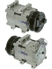 NEW AC COMPRESSOR AND DRIER KIT 11035 2001-07 FORD TAURUS 3.0