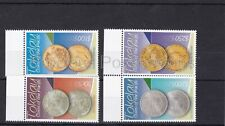 TOKELAU MNH STAMP SET 2009 COINS OF THE PACIFIC SG 408-411