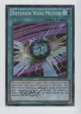 2012 Mega-Pack Base 1st Edition LCYW-EN066 Diffusion Wave-Motion YuGiOh Card 0j6