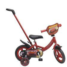 10 Zoll Kinderfahrrad Cars Jungen 2 3 4 jahr Kinder Fahrrad Disney Mc Queen Toim